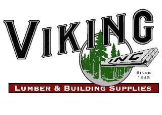 Viking Lumber Inc Logo