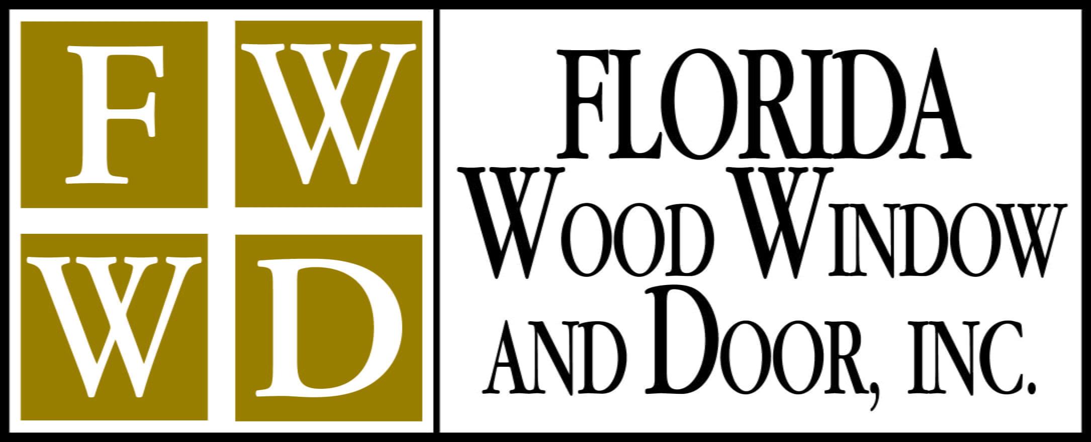 Florida Wood Window and Door Inc Showroom