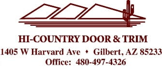 Hi-Country Door & Trim/Window Star Showroom