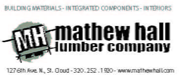 Mathew Hall Lumber Showroom