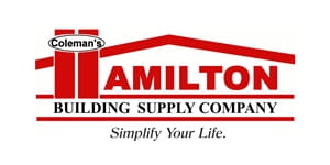 Hamilton Building Supply Co Showroom