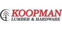 Koopman Lumber Showroom