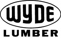 Wyde Lumber logo