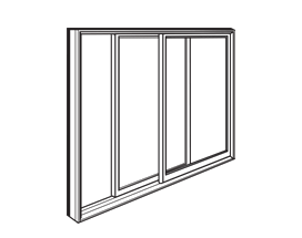 heritage sliding window