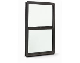 heritage single-hung window exterior