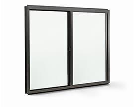 Heritage windows sliding window interior hardware