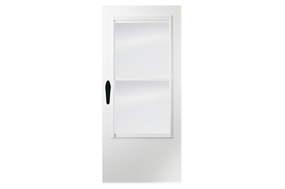 3 quarter light storm doors