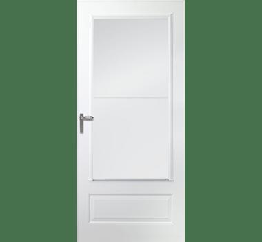 300 series self-storing storm door