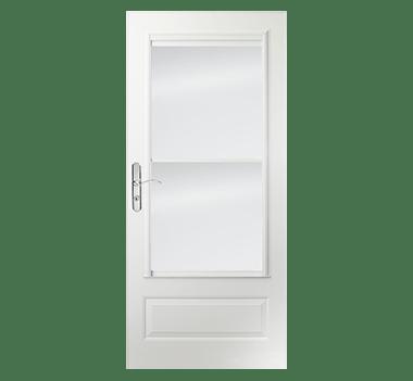 3 Quarter Light Storm Doors 400 Series