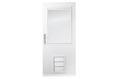 k900 plus pet entry storm door