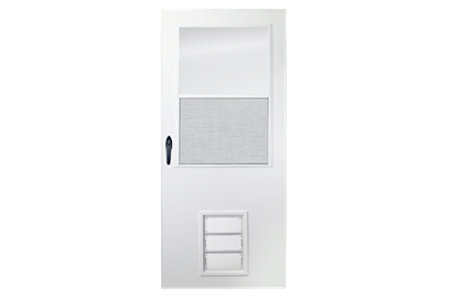 k900 pet entry storm door