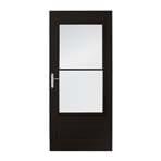 400 series self storing storm door