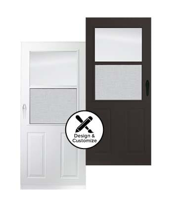 design tool stormdoors 200 traditional