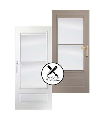 design tool stormdoors300 self storing