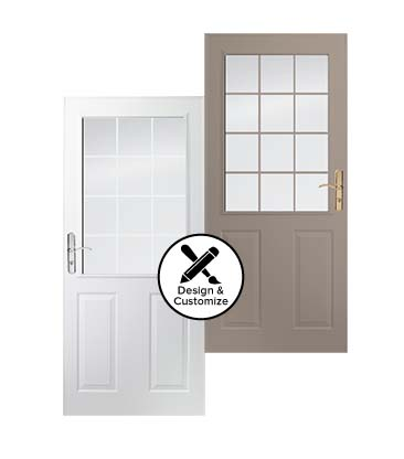 design tool stormdoors 400 colonial