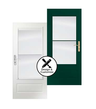 design tool stormdoors 400 self storing