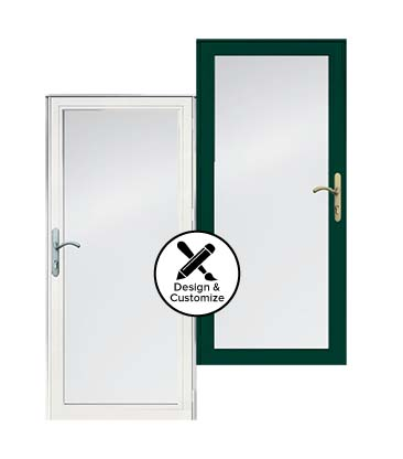 Full View Storm Door Andersen Emco 4000 Series