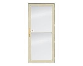 design your own full light anytime venting storm door