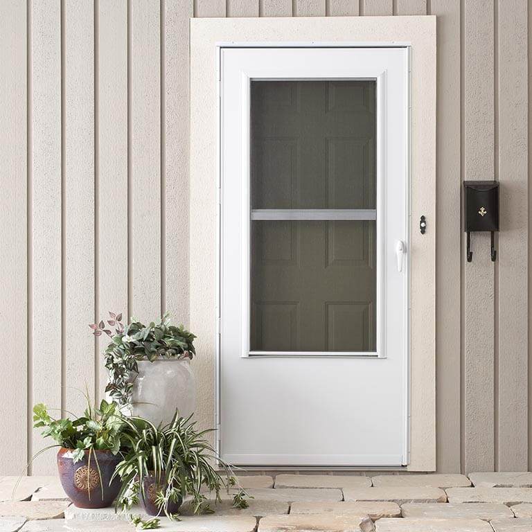 200 series triple track storm door