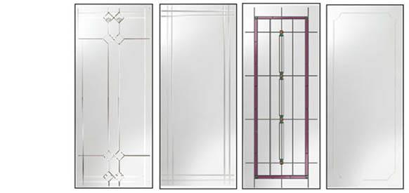 andersen storm doors decorative glass