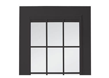 storm door colonial grilles
