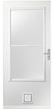 k900 plus storm door pet entry system