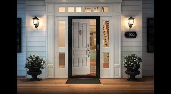 choose patio door