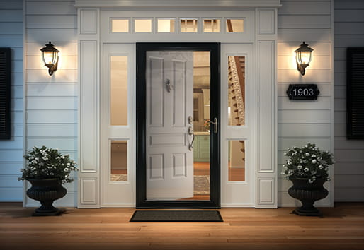 Let Us Help You Find Your Perfect Storm Door Use Our Easy Selection Tool Andersen Home Depot