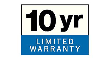 storm door 10 year warranty