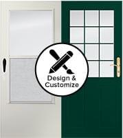 Storm Door Design Tool
