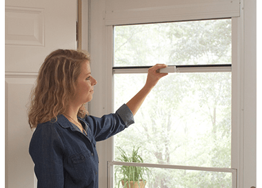 Top Self Storing Traditional Storm Doors Andersen Emco
