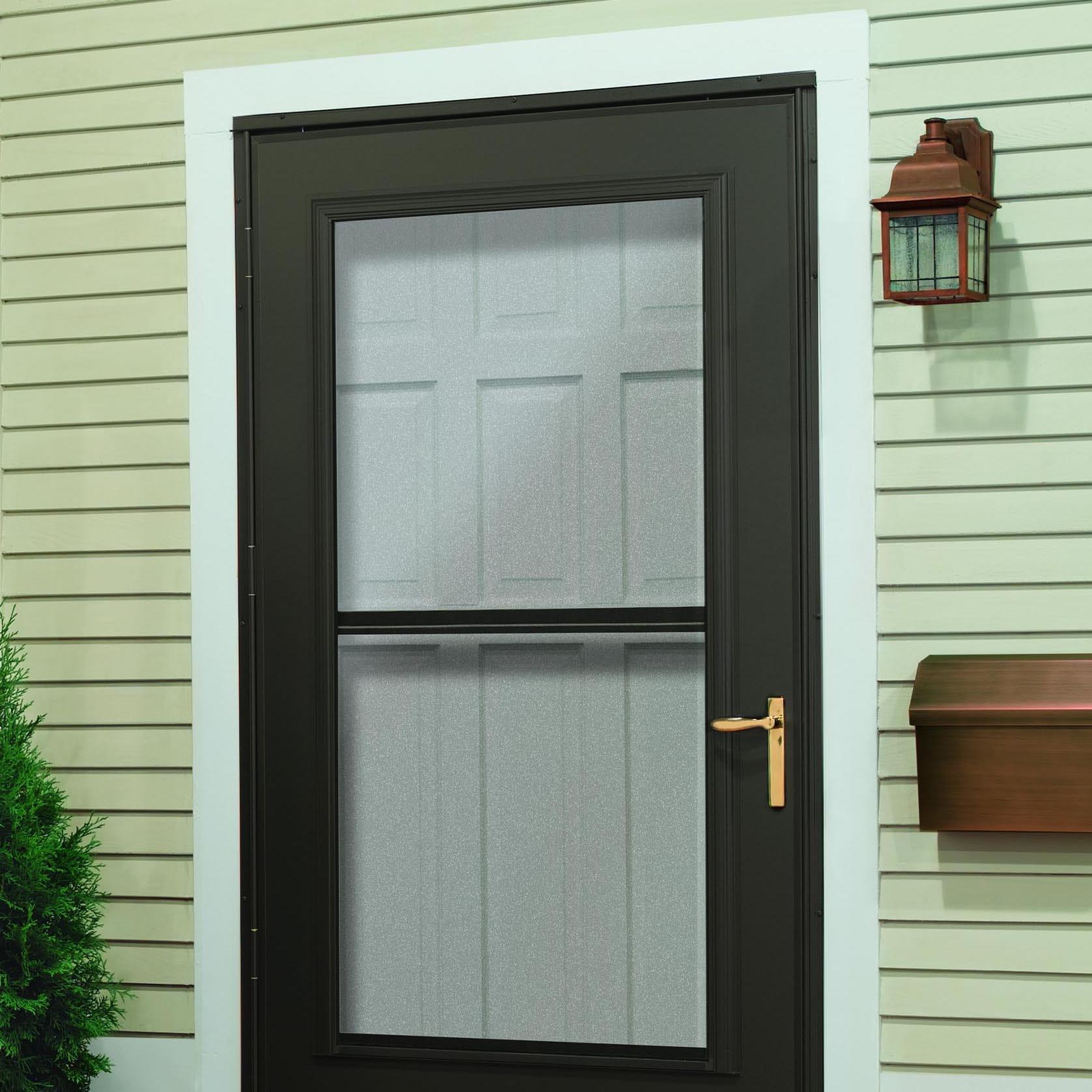 Photo Gallery - Andersen And EMCO Storm Doors