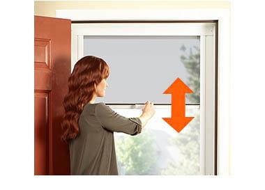 Storm Door Insect Screen