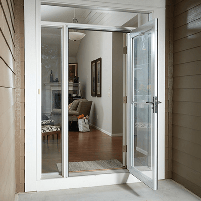 Smooth control plus storm door gallery