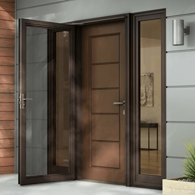 Andersen Smooth control plus storm door